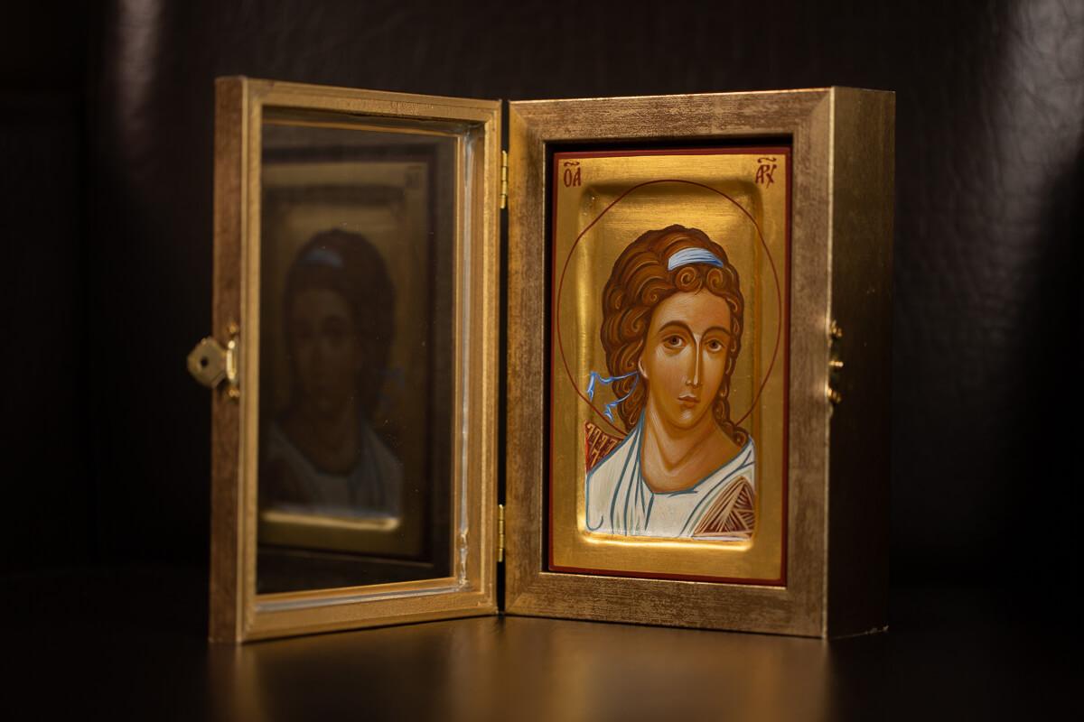 Ana Maljevic - Ikone sa blagoslovom Crkve - Anđeo Gospodnji