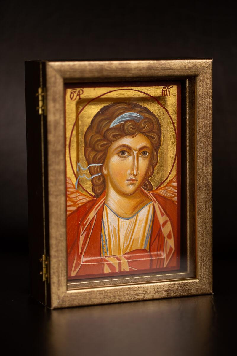 Ana Maljevic - Ikone sa blagoslovom Crkve - Arhangel Mihail